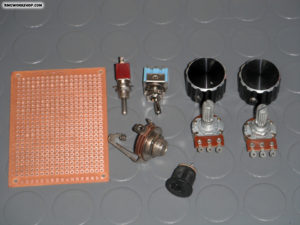 diy homemade guitar amp lm386