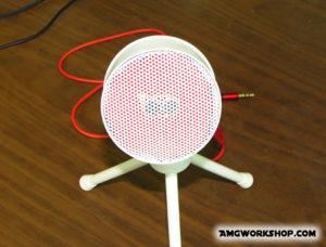 Diy microphone