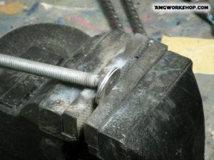 homemade bar clamp